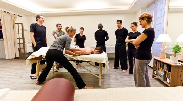 ecole massage tarifs formation